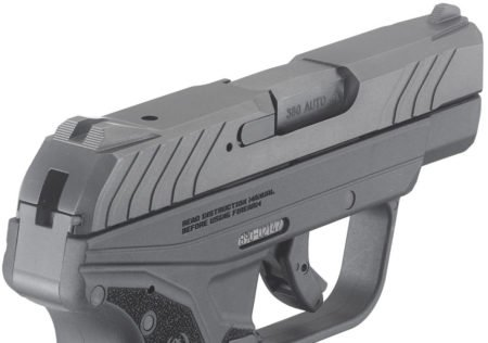 New raised sights may be just enough to satisfy those who found the LCP sights too small.