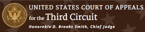 The U.S. 3rd Circuit covers Pennsylvania, New Jersey, Delaware, and the U.S. Virgin Islands photo by uscourts.gov).
