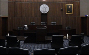 A courtroom of the U.S. 3rd Circuit Court of Appeals photo by uscourts.gov).
