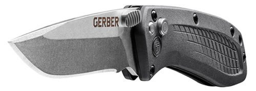 The Gerber US-Assist knife looks and performs well.