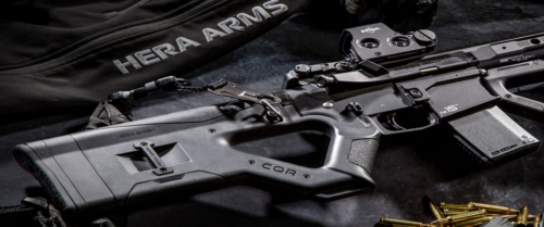 HERA Arms has produced some very appealing AR-15 furniture.
