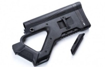 Additional Picatinny rail space on the buttstock allows monopod or other accessory attachment.