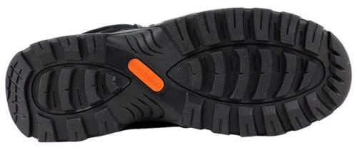 Significant tread on the soles is perfect for duty use.