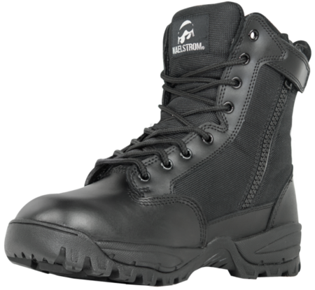 Maelstrom TAC FORCE boots also have a waterproof and insulated option as well.