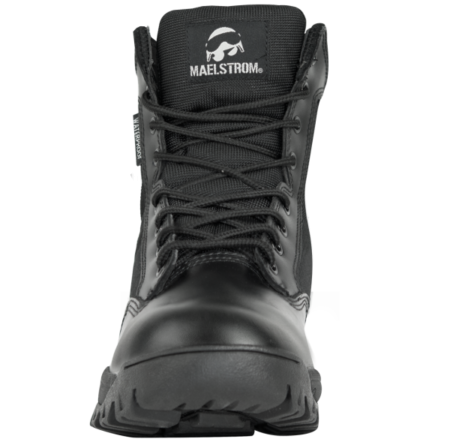 TAC FORCE boots have a polyurethane toe insert for added strength.