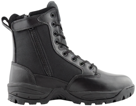 "The TAC FORCE 8"" side zipper boots have been fantastic."