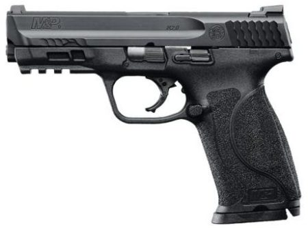 SW brings the MP 2.0 to the market with possible Army Modular Handgun potential.