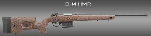 Bergaras new B14 HMR