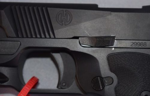 The Hudson H9 trigger is very smooth with a short and but positive reset.