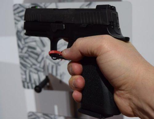 Sig Sauer P320 is Army's New Handgun!