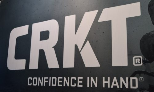 CRKT brought nearly 50 new knives and tools to SHOT Show.