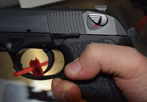 Low profile controls really help prevent snagging for CCW carry.
