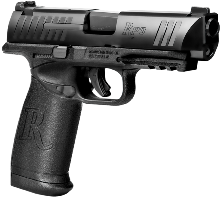 The RP9 has features similar to the Walther PPQ and HK VP9.