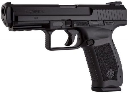 Canik is now offering their TP9 SF 9mm pistol with up to 20-round capacity!