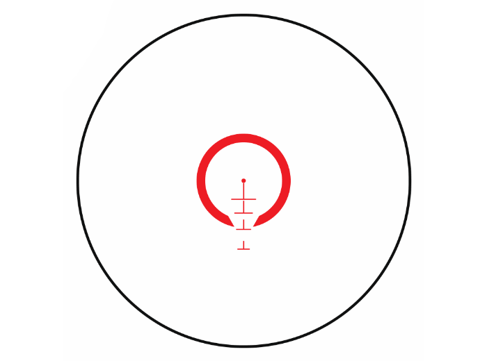Bushnell Reticle