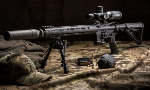Sig Sauer Whiskey 5 Rifle Scopes Deliver!