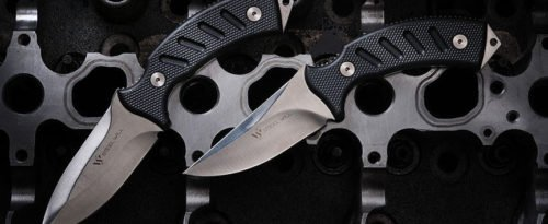 The Censor knives are functional, attractive, and made with high quality craftsmanship and materials.