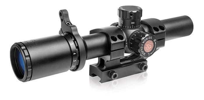 TruGlo 1-4x scope