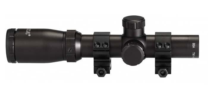 good 1-4x low power scope