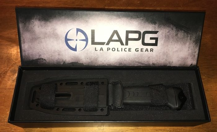LAPG Infantry Knife Review