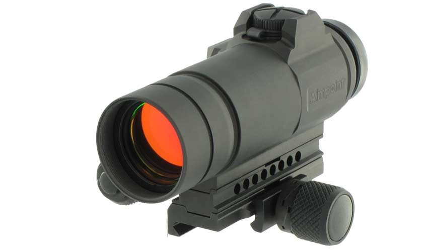 Sighting In Aimpoint CompM4s Optic