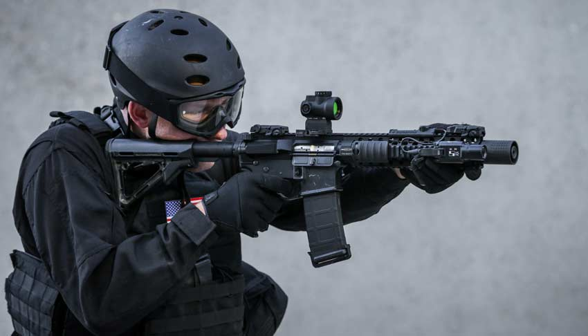 Trijicon MRO for Police