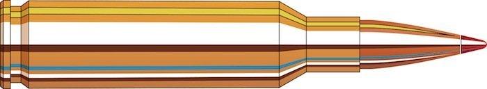 Hornady Superformance 6.5 Creedmoor round