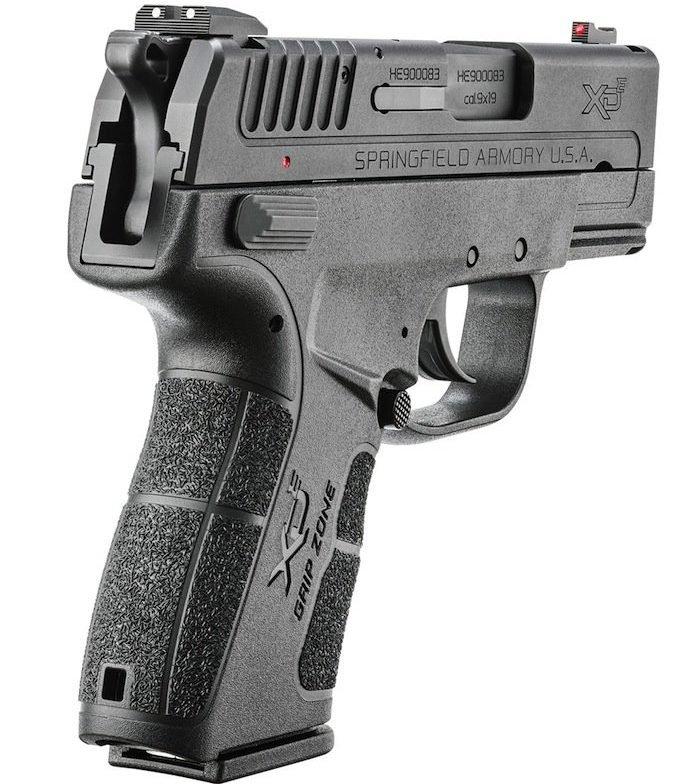 Springfield Armory XD-E handgun