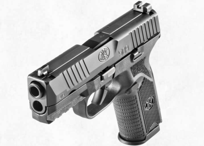 review of the FN 509 handgun