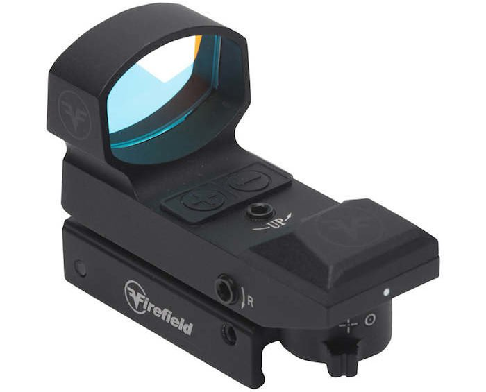 Firefield Impact Reflex Sight From Behind