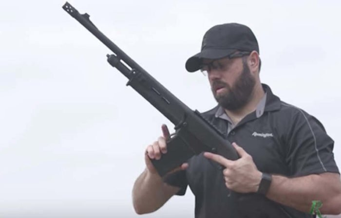 How to load the Remington 870 DM