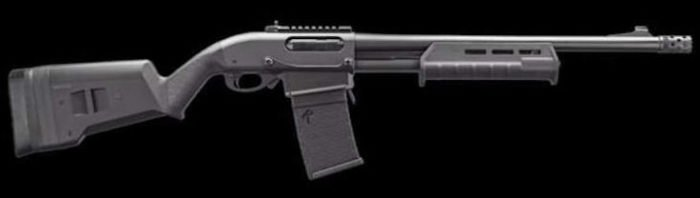 Remington 870 DM Magpul Edition