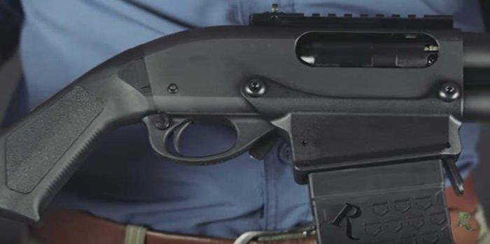 Remington 870 DM action