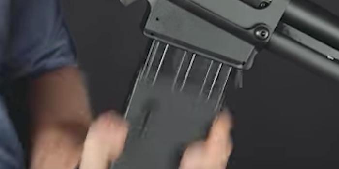 Magazine Changes on the Remington 870 DM