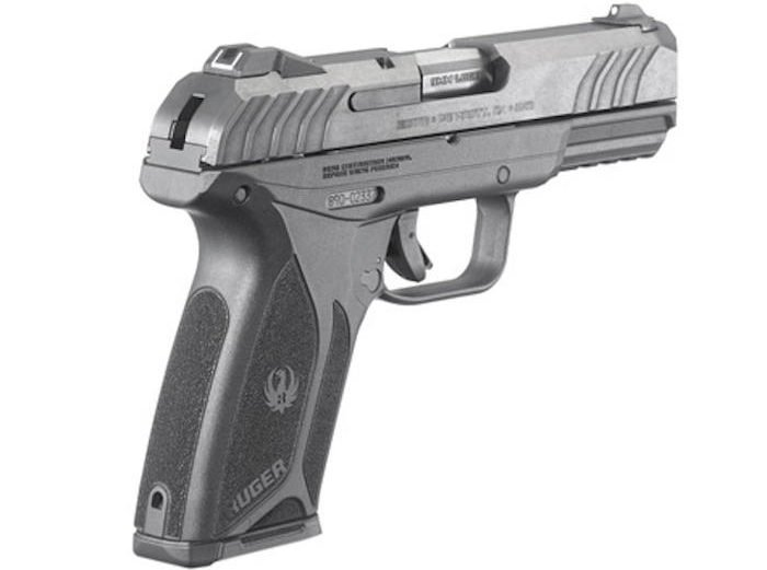 Ruger's New Security-9 Pistol