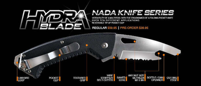 Strike Industries Hydra Blade pre-order information