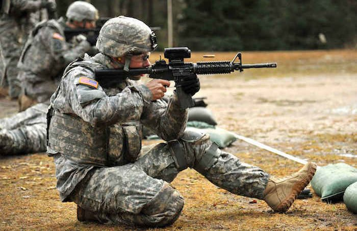 Us Army Changing Rifle Qualification