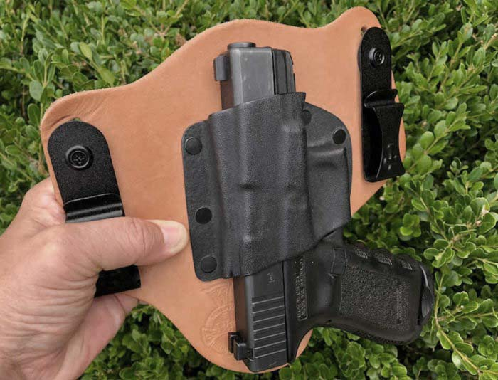 CrossBreed SuperTuck Holster Retention Test