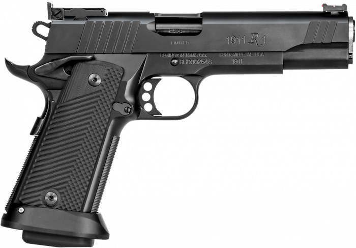 Remington\'s New 1911 R1 Limited Series Double-Stack
