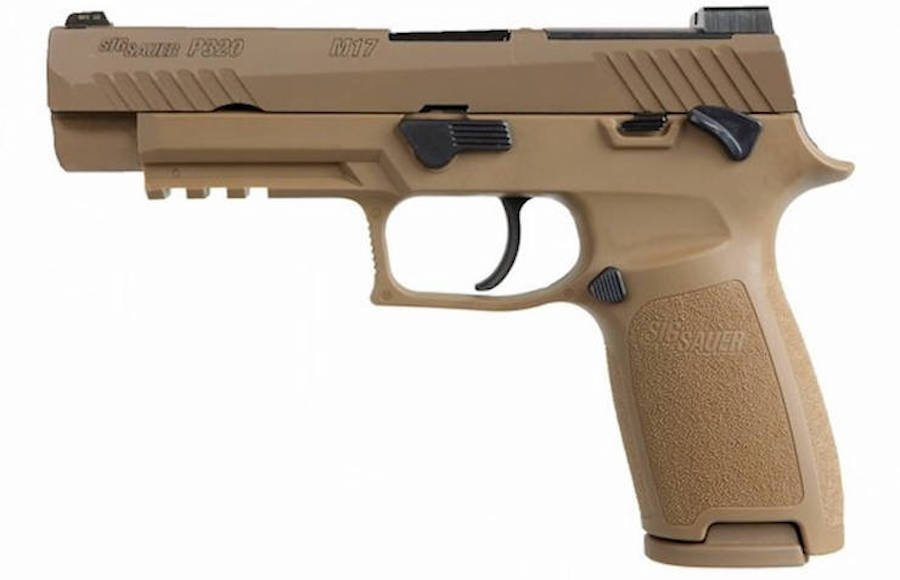 SIG M17 Pistol for Civilian Purchase