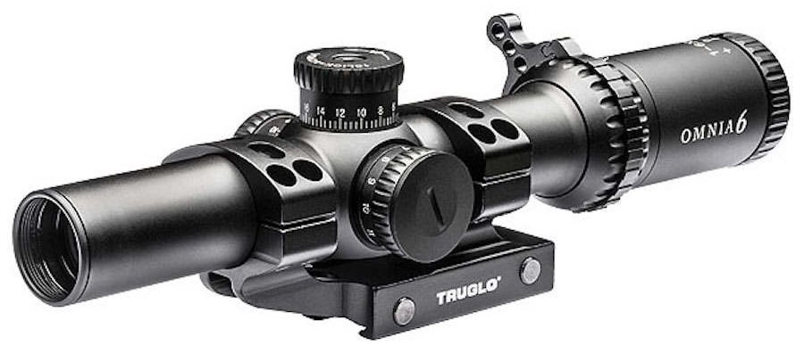 TRUGLO Omnia rifle scope review
