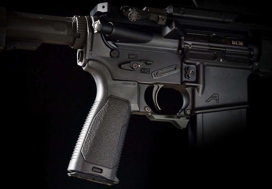 Strike Industries Viper Enhanced AR-15 Pistol Grip