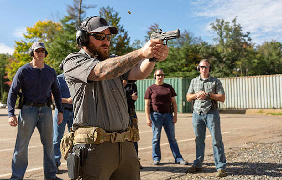 SIG Sauer Academy Adds Pistol Mounted Optics Instructor Course