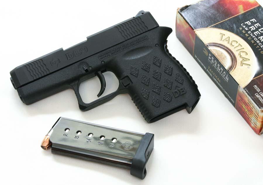9mm Ammunition for the Diamondback DB9