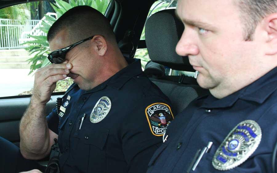 Recruit Officer Training