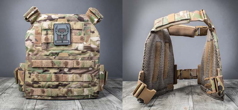AR500 Armor Veritas Plate Carrier