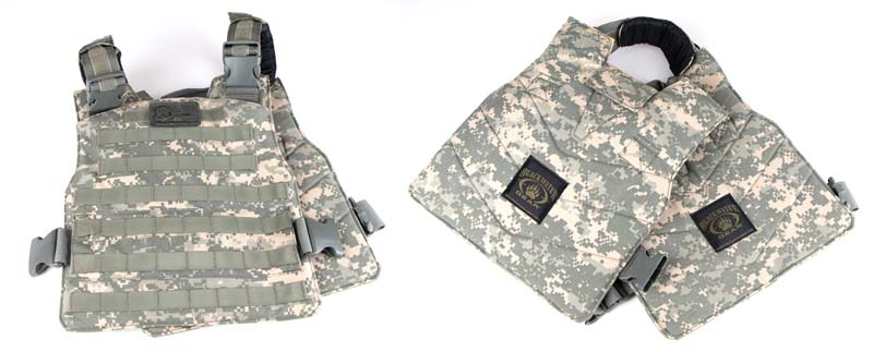 BlueSheepdog Plate Carrier for Active Shooter