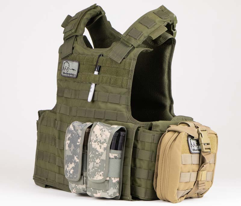 Condor Defender Plate Carrier for Active Shooter Response