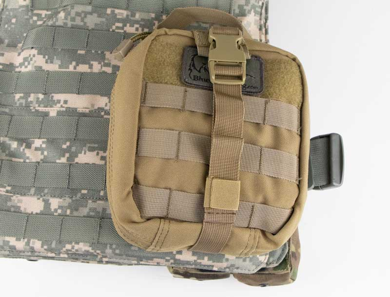 IFAK on Plate Carrier