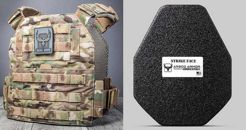 Plate Carrier as a Bail Out Bag
